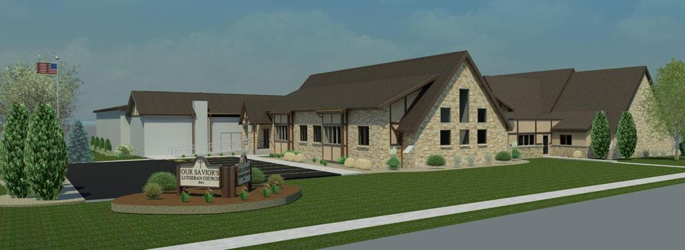 Gries-Architectual-Our-Saviors-Church-Neenah-Rendering