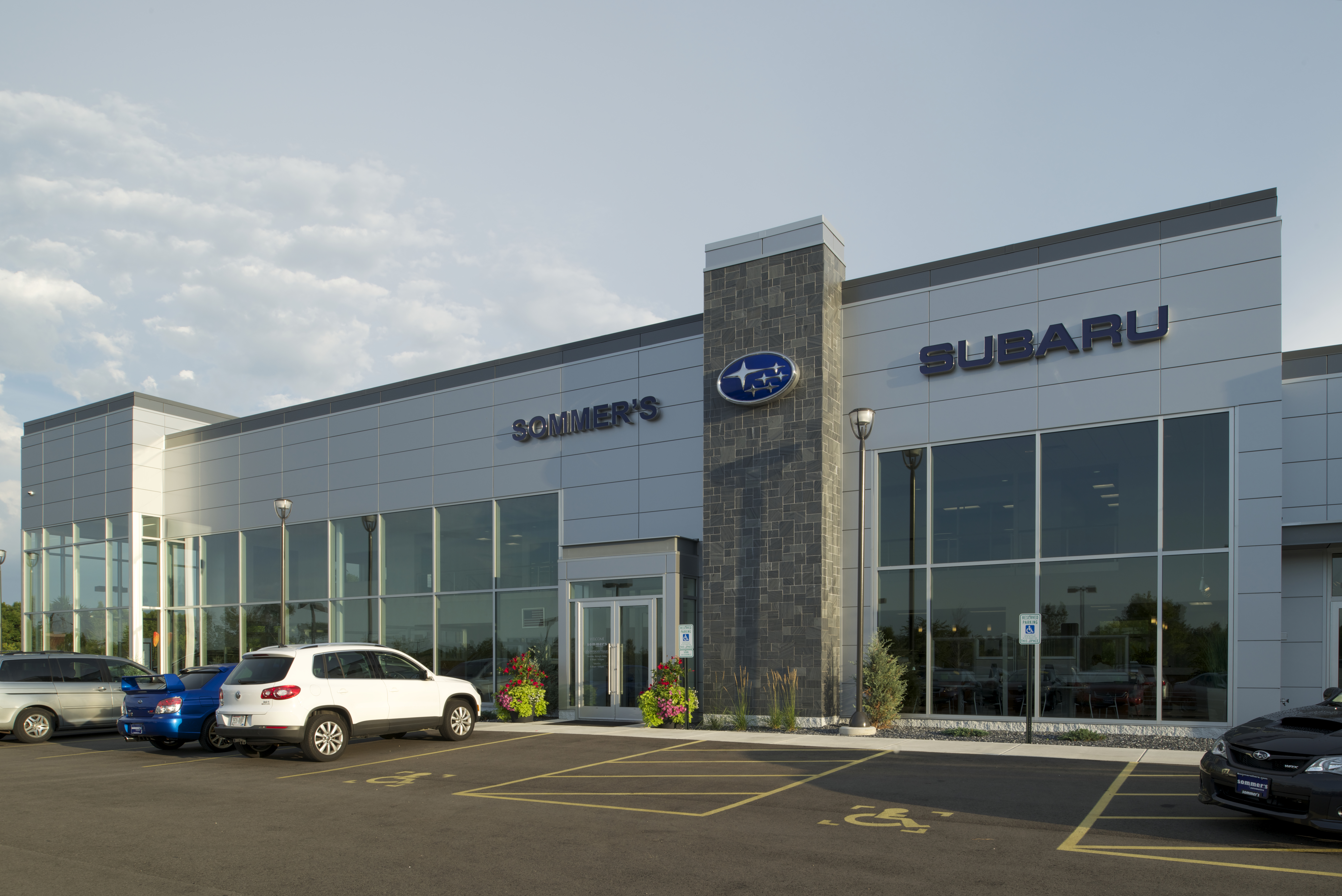 Sommer s Subaru – Mequon – August 2012