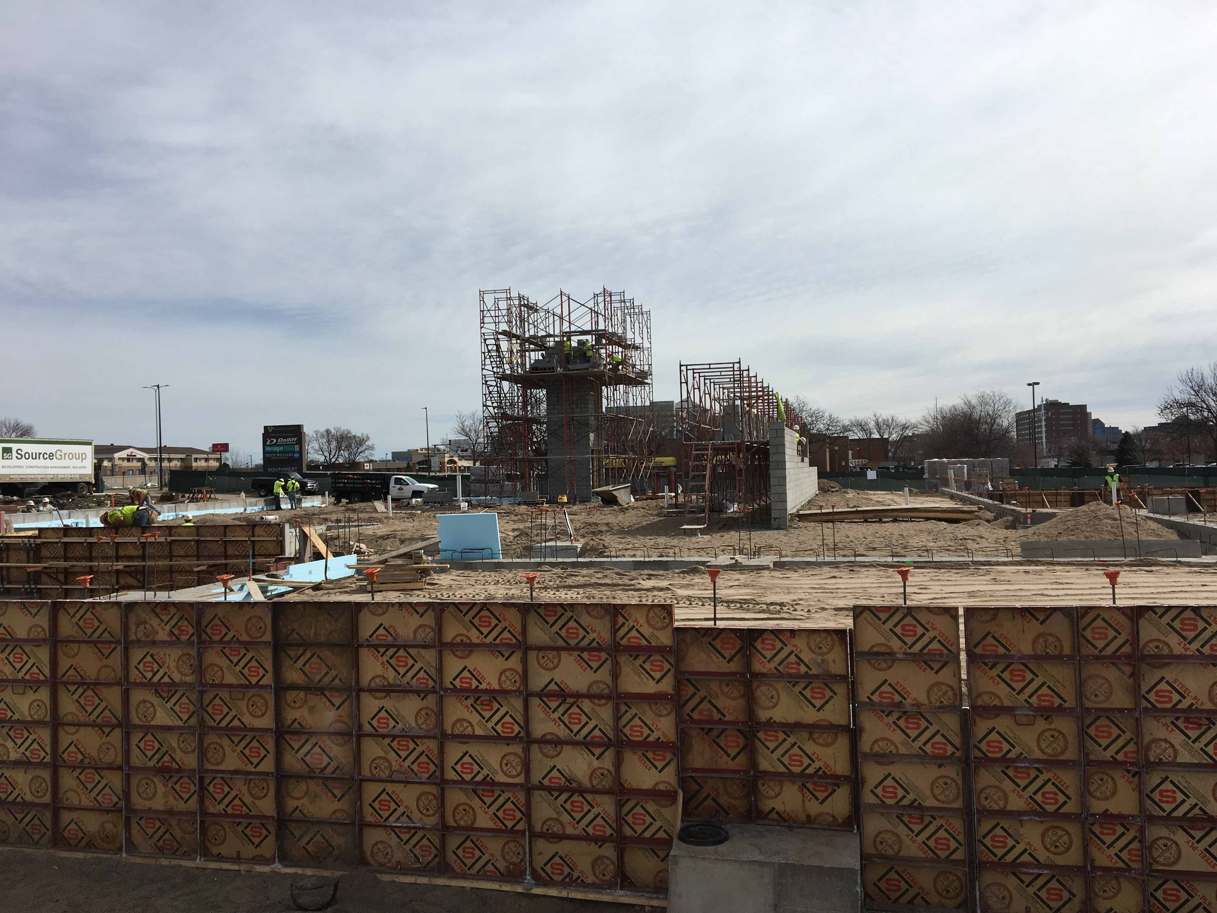 Site Visit Photos Of The New Morrie S Lincoln In St Louis